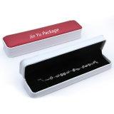 Коробка роскошных Handmade ювелирных изделий кольца подарка круглых углов упаковывая