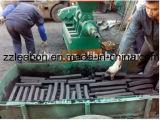 De Briket die van de Brandstof van de biomassa Machine maakt