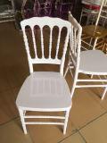 현대 디자인 도매 겹쳐 쌓이는 명확한 합성 수지 나폴레옹 싼 투명한 아크릴 의자 (M-X1213)