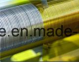Polyimideのフィルムの生産ライン