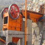 花こう岩の採鉱機械の石造りの顎粉砕機