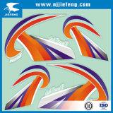 Fabrication pas chère OEM Décoration de moto 3D PVC Diecut Vinyl Sticker