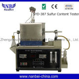 Lamp Method Sulphur Content Tester for Petroleum Products