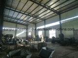 Bandeja do zinco do mercado de África para o carrinho de mão de roda (WB6421)