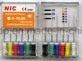 Archivio di canale di radice dentale con l'alta qualità (QDMH-1017)