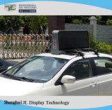 Mini P4 P5 P6 automobile di alta luminosità che fa pubblicità al LED per esterno