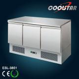 De Keuken TegenSaladette van het roestvrij staal met het Controlemechanisme van de Thermostaat (ESL-3851)