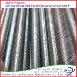 Filetto Rod del piatto dello zinco