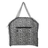 El diseño original y el viento moda Leopard Tiger Bolso Bolso de mujer de la bolsa de la cadena