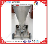 Machine de pulvérisation de mortier à moteur électrique