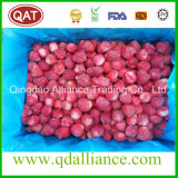 De fraises congelées IQF avec une haute qualité