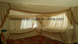 الشرق الأوسط تأجيريّ حادث خيمة اجتماع ألومنيوم إطار خيمة مصنع