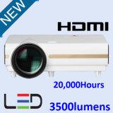 Projektor des niedrigen Preis-LED (Ausbildung, System, treffend