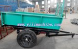 1.5t Ton Single Axle Trailer