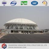 Tubo de largo espectro Sinoacme Estrutura de serrilha para o Centro Desportivo
