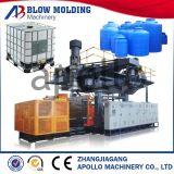 Machine automatique de soufflage de corps creux d'extrusion de réservoirs de HDPE de qualité