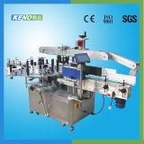 Máquina de etiquetagem automática Keno-L104A para chips de batata de etiqueta privada