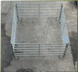 5foot*10foot США гальванизировало стальную панель Corral скотин/используемую панель поголовья