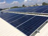 250太陽エネルギーシステムのためのワット1640*992*40mmの多結晶性太陽電池パネル