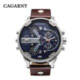 多機能のCagarny 6820メンズ腕時計