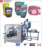 Líquido y Pegar de la unidad de Máquina de embalaje con líquido y pegar para el Zumo de llenado