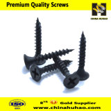 Screw / Fine Thead Drywall Screw / Black Phosphated Screw