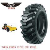 도로 타이어, 비스듬한 OTR 타이어 (14.00-24 13.00-24) 떨어져 G2/L2