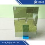 4mm 편평한 프랑스 녹색 사려깊은 유리