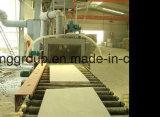 石造りのショットブラスト機械