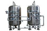 Verontreinigende stoffen en Chloor die uit Water door de Geactiveerde Filter van de Koolstof worden verwijderd