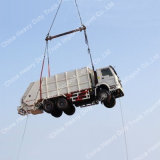 con 1 Años 6X4 Garantía HOWO 18m3 basura compresión Compactador de camiones