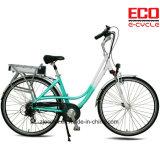 Батарея лития и Bike города электрического велосипеда