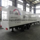 Feuille de toiture galvanisé Bohai Multi-Shape Construction de la machine