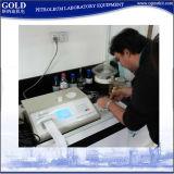 Tester liquido del soddisfare di zolfo dell'olio di petrolio di Gd-17040 ASTM D4929