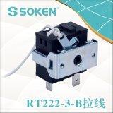 Interruptor rotativo de corrente de tração da posição de Soken 12