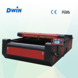 Laser Cutting Machine del laser Tube Belt Transmission 3mm Stainless Steel Auto Focus Head di Dw1325 150W Yongli
