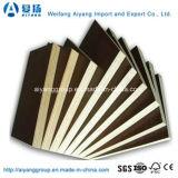 La película impermeable de Aiyang hizo frente a la madera contrachapada para la construcción