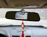 4.3Inch abraçadeira no retrovisor do carro com ecrã LCD digital