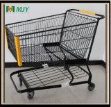 250 des amerikanischen Supermarkt-Liter Einkaufswagen-Mjy-250c