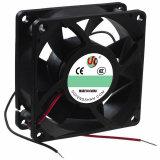 Ventilador de refrigeração elevado da impedância DC7025 do ar, para o ambiente de alta temperatura