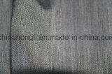 Tela catiónica de la gata de T/R, 75%Polyester 22%Rayon 3%Spandex, 206GSM