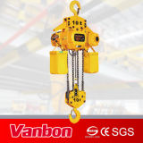 10t Electric Chain Hoist Fixed con Hook