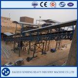 Ленточный транспортер в индустрии металлургии
