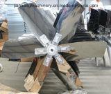 Jlp-1380 пушпульный тип отработанный вентилятор алюминия