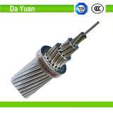 De aleación de aluminio trenzado Conductor desnudo AAAC / Cable de alimentación ACSR
