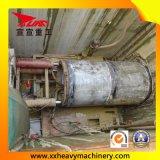 canalisations souterraines de 1800mm mettant sur cric la machine