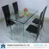 het Aangemaakte Glas van 319mm Neiging voor het Gebogen Glas van de Bouw van het Glas