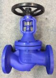 Нормальный вентиль PN16 уплотнения Bellow чугуна DIN