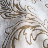 Nouveau 100%Nylon tissu floqué unique (YS1702)