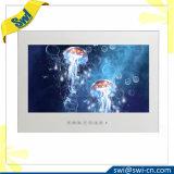 15.6inch imperméabilisent le TÉLÉVISEUR LCD de miroir en verre avec IP68 pour la STATION THERMALE et le salon